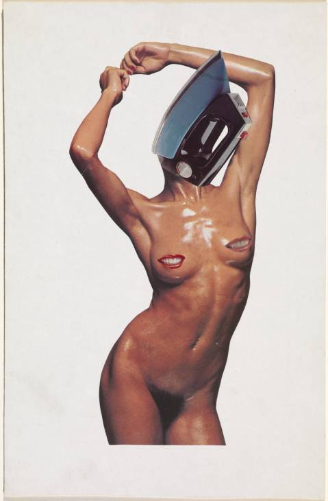 Untitled 1976 by Linder born 1954