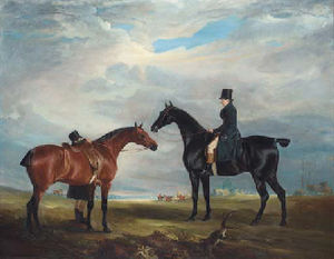 300px-Frank_Hall_Standish_with_the_Quorn_Hunt,_1819